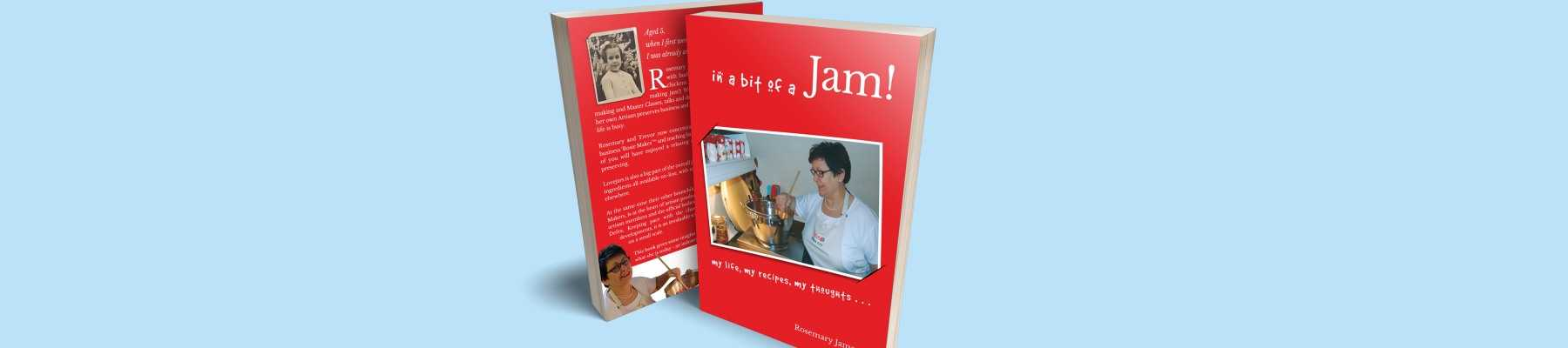 rosemary jameson about rosie author teacher artisan kitchen