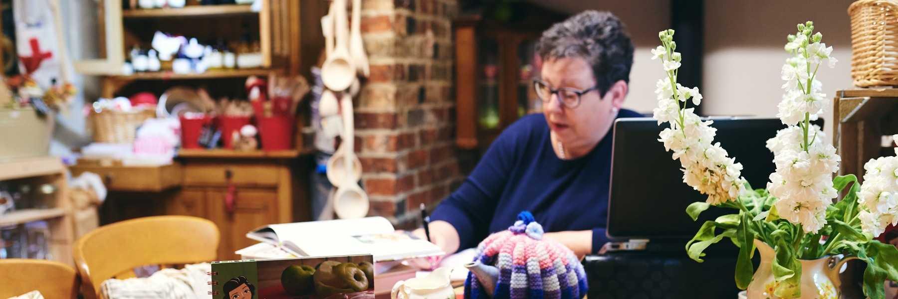 rosemary jameson jam preserve artisan teacher